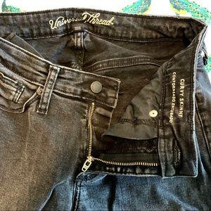 Universal Thread Jeans - NWOT Curvy Skinny Jeans